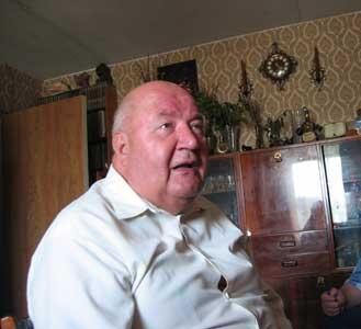 Александр Лихачев. 2005 год