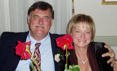 Ирина Жикина и Боб Элби